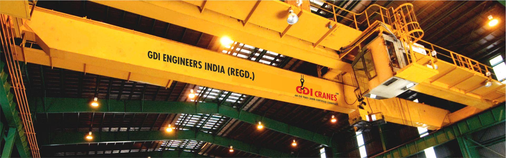 Eot Cranes Manufacturers Over Head Cranes Eot Cranes In