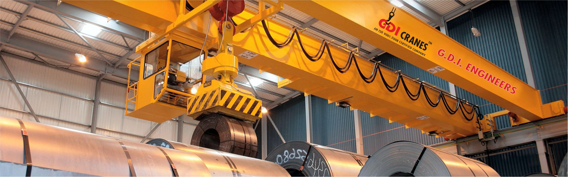 EOT Cranes Manufacturers | Over Head Cranes/EOT Cranes in